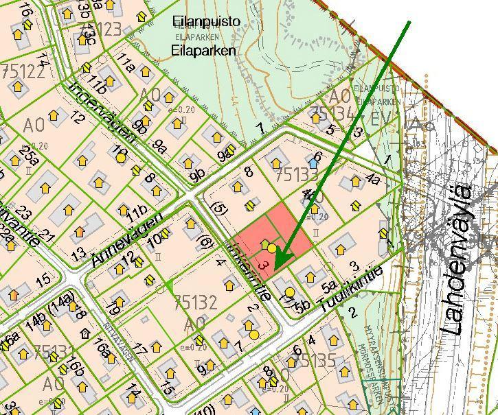 Oktt Inkerintie 3 Paivakumpu Vantaa Kiinteistomaailma